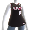 Maillot NBA2K11 Miami Heat