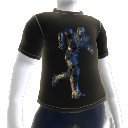 ''Laufender Agent'-Shirt