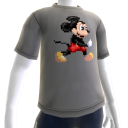 Retro Mickey Run Tee