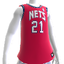 New Jersey Nets NBA2K12-Trikot