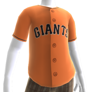 S.F. Giants Alt Home Jersey