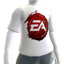 EA Blood Logo Tee