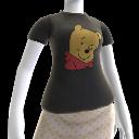 T-shirt portrait de Winnie