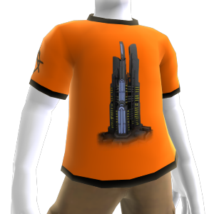 Agency Tower Shirt