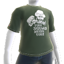 """Your Squad Needs You!"" t-shirt"