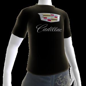 GM Cadillac Black Tee