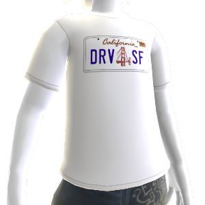 T-shirt di Driver SF