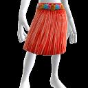 Falda hawaiana