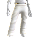 Bling Sweatpants - White
