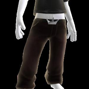 KKZ Brown Denim Jeans