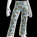 Pantalón pijama de Thor