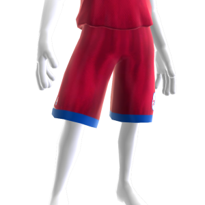 76ers Alternate Shorts