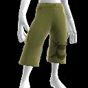 Pantalones cortos cargo de Halo