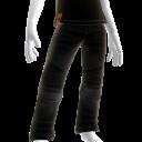 KKZ Black Designer Jeans