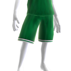 1998-1999 Celtics Away Shorts