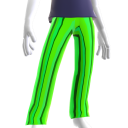 Epic Green Chrome Pants