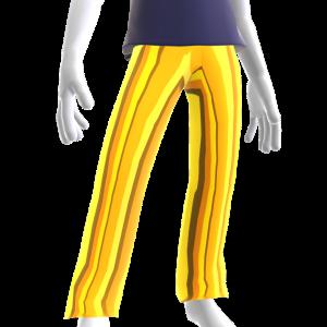 Epic Gold Chrome Pants