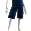 Pistons Pride Shorts