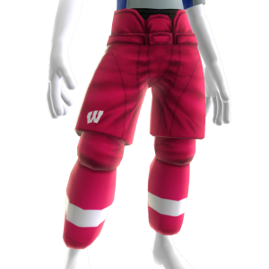 Wisconsin Hockey Pants