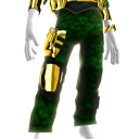Battleground Pants - St. Patty's Gold