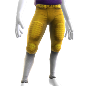 LSU Game Pants