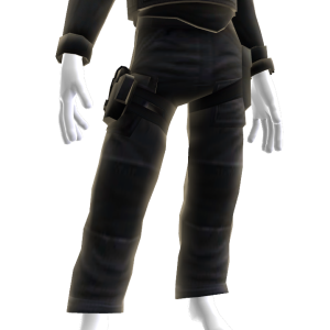 Guardian Pants - Black
