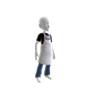Kingsford Avatar Apron - Male