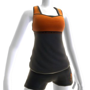 Workout Gear - Orange