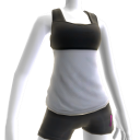 Workout Gear - White