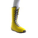 Emilia&#39;s Wrestling Boots 