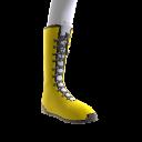 Botas de luta-livre da Emilia