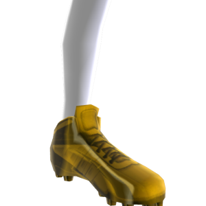 Football Cleats - Gold