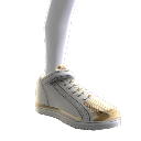 Gold Cap High Top
