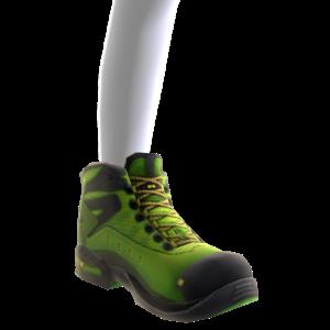 Running Shoes - Green