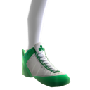 1998-1999 Celtics Away Shoes