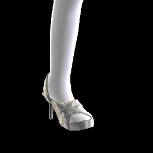 Zapatos glamour