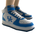 Kentucky High Top Shoes