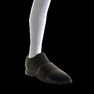 Zapatos vestir negros y grises