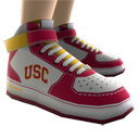 USC High Top Shoes