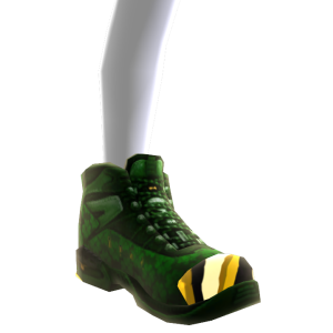 Elite Ops Boots - St. Patty's Gold