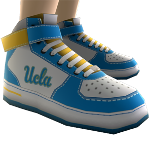 UCLA High Top Shoes