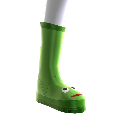 Frog Rain Boots 