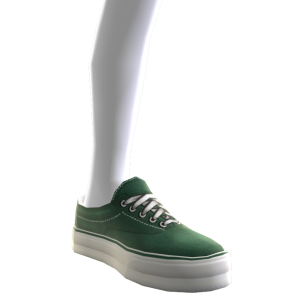 Classic Sneakers - Green