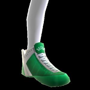 1956-1957 Celtics Shoes