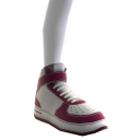 Texas A&amp;M High Top Shoes