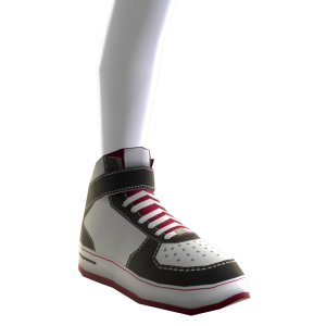 Zapatillas botitas de Miami