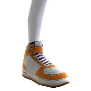 Phoenix High Top Shoes