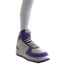 Sacramento High Top Shoes