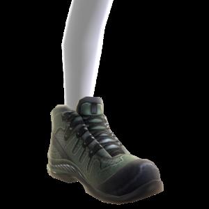Battleground Boots - Green