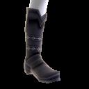 Bottes de cow-boy noires